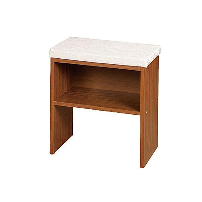 【YFS】賈斯丁柚木書桌椅-41x27x47.5cm(四色可選)柚木