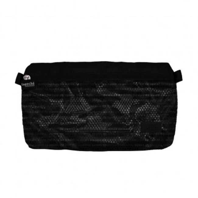 Lapoche 防潑水收納包(小)-黑