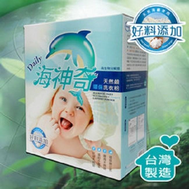 金德恩 台灣製造 溫和不咬手 純淨洗衣粉1.5公斤 /1盒