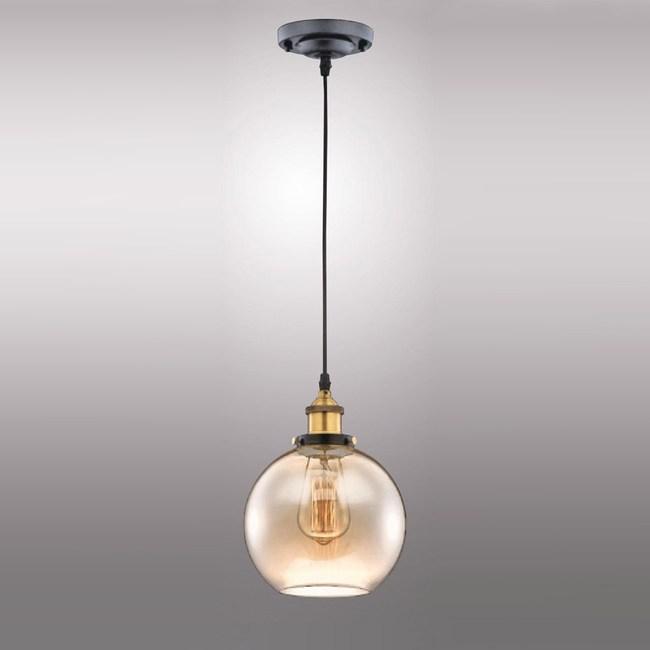 【大巨光】工業風吊燈_小(LW-09-3964)