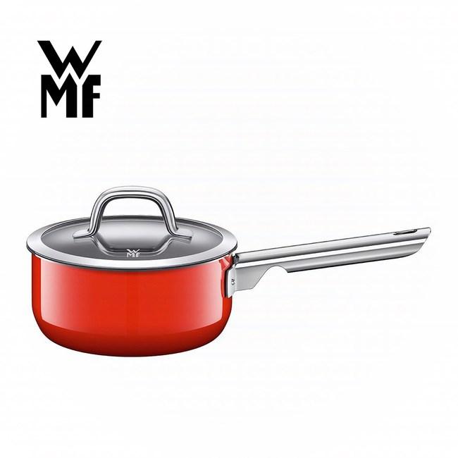 【德國WMF】Naturamic系列16cm單手鍋(紅)