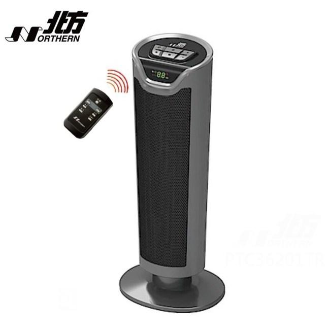 NORTHERN 北方智慧型陶瓷遙控電暖器 PTC36201TR