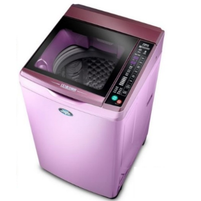 SANLUX台灣三洋 13KG超音波洗衣機 SW-13DVG浪漫紫