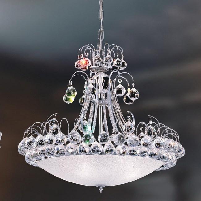 【大巨光】華麗風水晶燈_半吸頂燈-小(LW-09-0823)