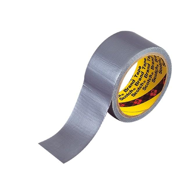 3M超強大力膠布48mm-銀色2入