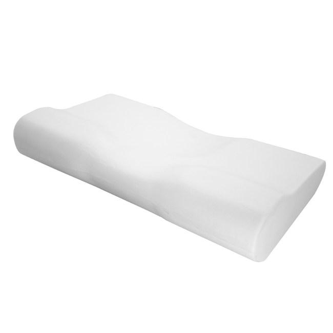 HOLA home釋壓抗菌記憶枕優眠安定型