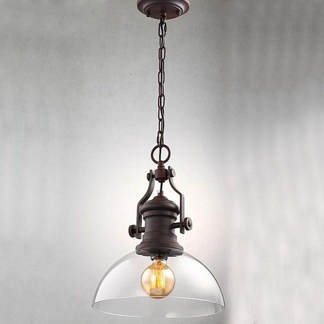 HONEY COMB 工業風單吊燈 TA7113R