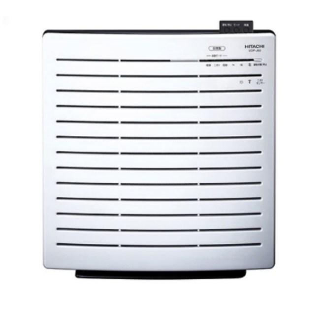 日立7.5坪空氣清淨機典雅白UDP-J60