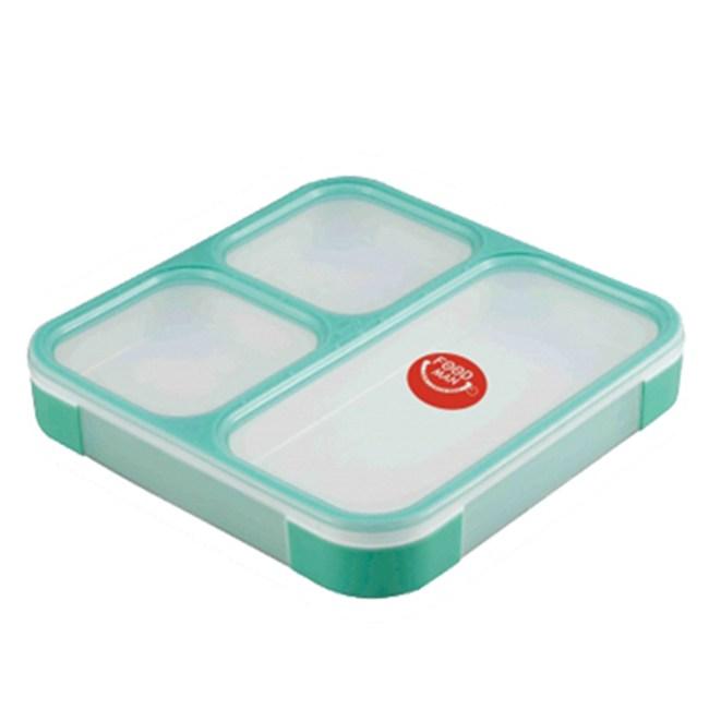 【預購】CB JAPAN巴黎系列纖細餐盒800ml│三色湖水綠