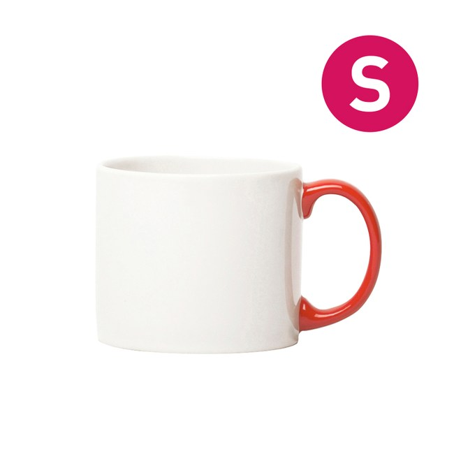 Jansen+co|義式調色杯 (白+紅)