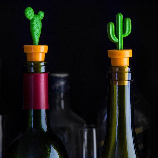 QUALY|仙人掌酒瓶塞