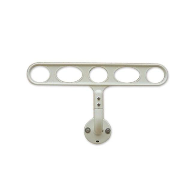 側牆固定式鋁合金晾衣架FT-430 (混色)