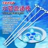 金德恩 台灣製造 水管剋星免沾手水槽毛髮鋸齒清潔棒51cm/5支/包支
