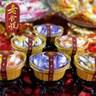 【老食說】拜拜祝壽 宴王食品六色元寶(六元寶棉花糖)
