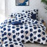 【Cozy inn】點子-200織精梳棉被套床包組(加大)