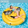 【INTEX】陽光笑臉COOL GUY浮排(57254)
