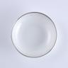 HOLA 羅馬旋律骨瓷味碟10.5cm微波金