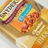 SNYDER'S蝴蝶餅乾酪起司250g