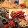 【華得水產】過年海味肉乾超值6件組