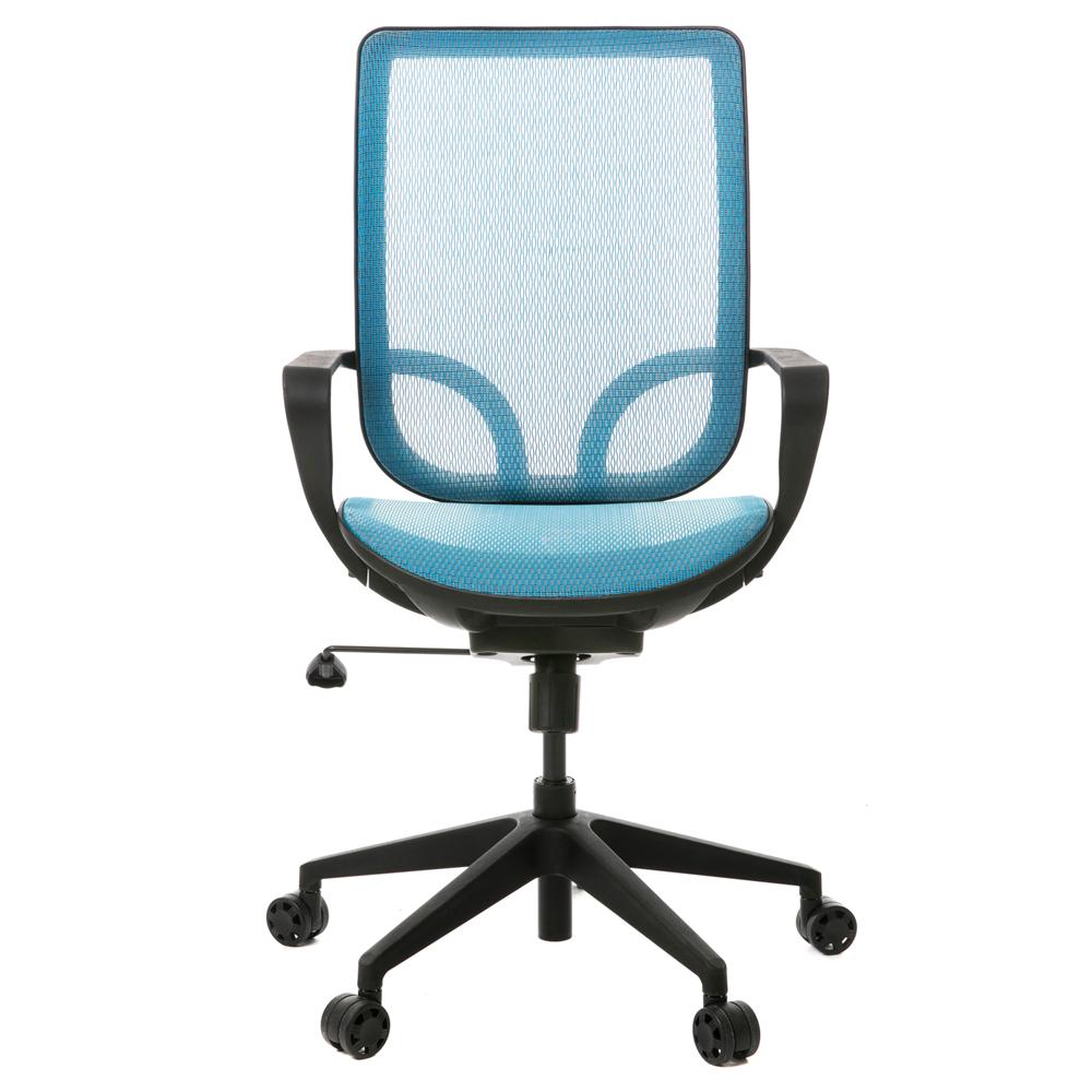 [特價]特力屋 希爾中背扶手全網椅 型號SL-L3