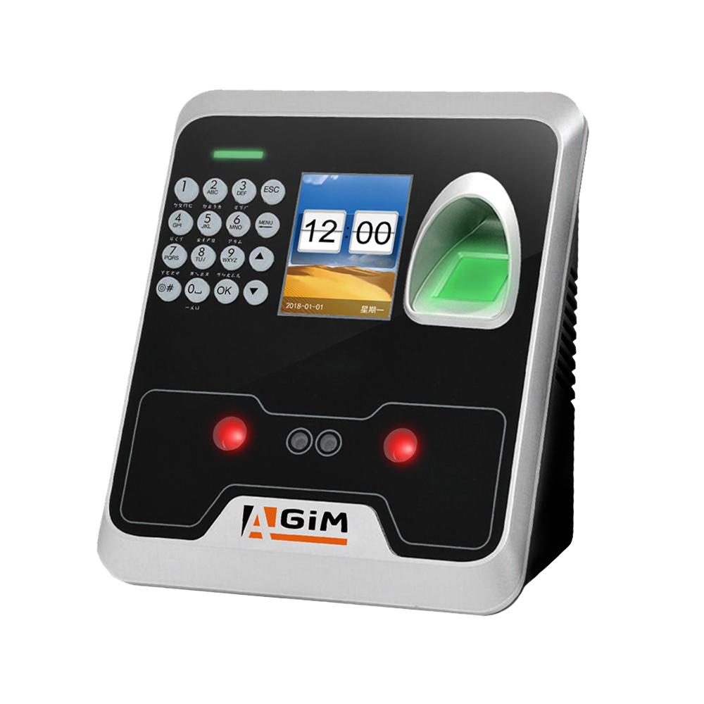 [結帳享優惠]AGiM 3合1辨識型多功能考勤機 FX-3