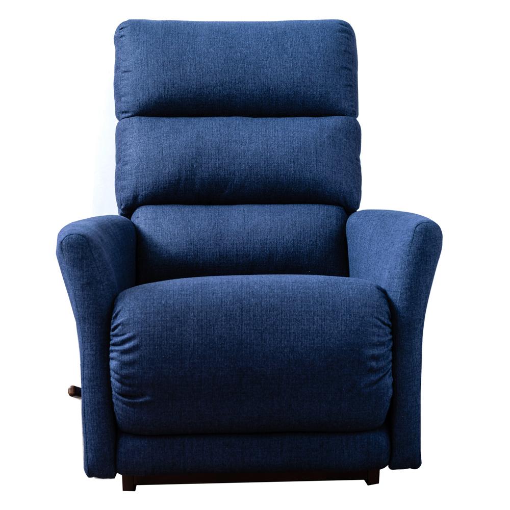 [特價]La-Z-Boy 搖椅式休閒椅 10T708 布款 藏藍色
