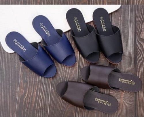 (e鞋院)[簡單素雅]舒適室內拖鞋