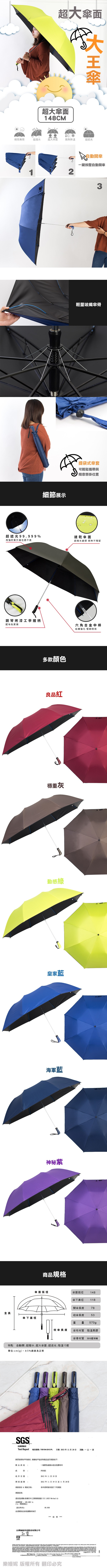 雙龍TDN 、大王傘、雙龍牌、降溫傘、抗UV