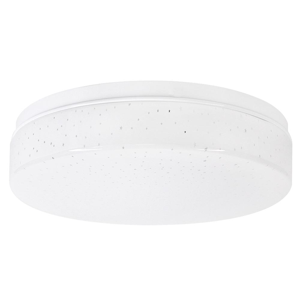 [特價]TheLife LED燈蛋糕燈吸頂燈15W白光6000K