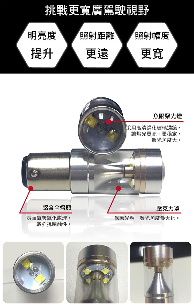 煞車燈、倒車燈、定位燈、霧燈等1157高低腳款 爆閃 燈座皆可裝