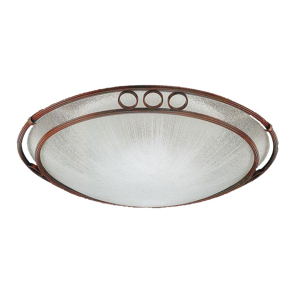 [特價]【Honey Comb】玻璃吸頂燈六燈 (LB-31764)