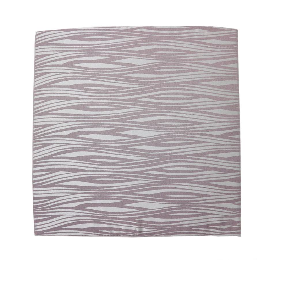 [特價]【J&N】歐緹紫立體坐墊 - 55x55cm(紫色-2入組)紫色