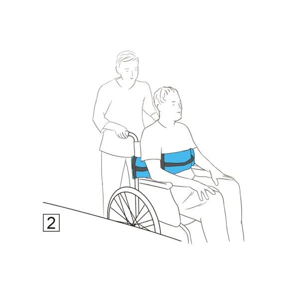 【海夫健康生活館】天群 手動病患輸送裝置(未滅菌) 多功能 移位 腰帶(EZ-910)