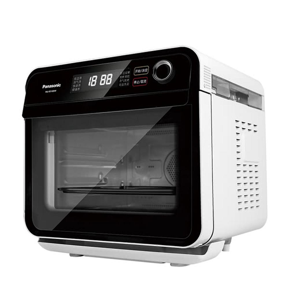 [結帳享優惠]【Panasonic 國際牌】15公升蒸氣烘烤爐(NU-SC110)