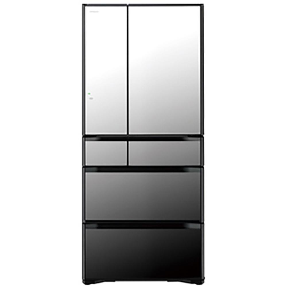 [特價]★加送氣泡水機★HITACHI日立 日製 676L六門電冰箱 RG680J